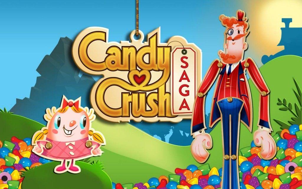 Candy Crush Saga for PC (Windows 7/8/XP)