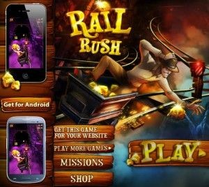 rail rush for PC